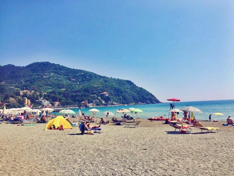 Cinque Terre, beachside