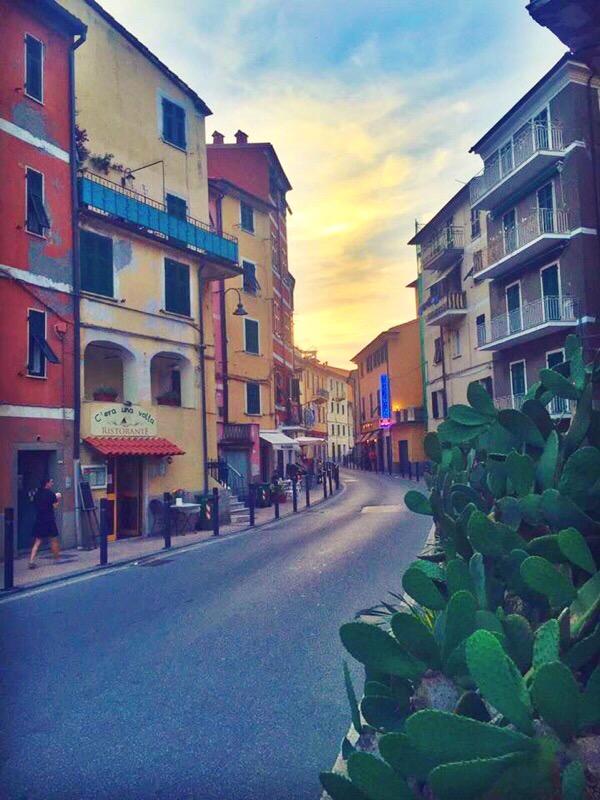 La Spezia, beachtown